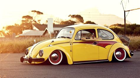 bug volkswagen volkswagen bug beetle classic car wallpaper 1920x1080