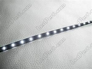 Bande Led Autocollante : bande tanche et flexible pour customization blanc 30cm ~ Edinachiropracticcenter.com Idées de Décoration