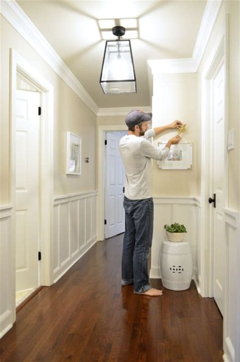 best 25 wainscoting hallway ideas wainscoting blue hallway and hallway paint