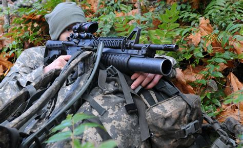 army recon scout scouts train in national forest dodlive
