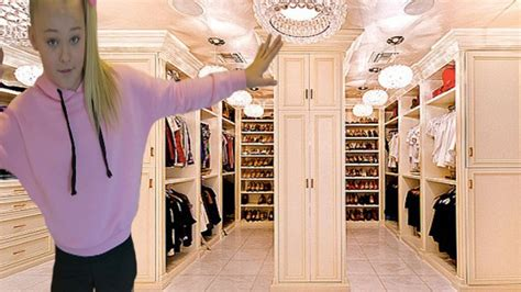 Best Closet In The World by Closet Tour Jojo S Juice