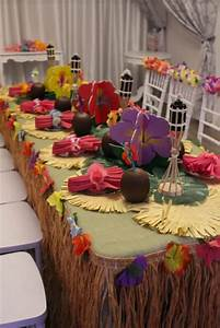 Moana Party Package – Pampered Parties in Livermore CA