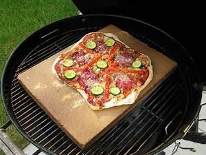 Pizzastein Selber Machen : schamottstein grill pizza kleinster mobiler gasgrill ~ Watch28wear.com Haus und Dekorationen