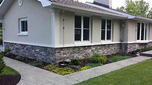 Halton Hills, Ontario Exterior Restoration Stone and