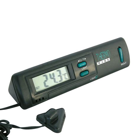 thermometre exterieur voiture horloges et thermometres adnauto thermo int ext