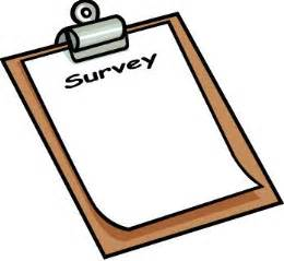 Image result for clip art survey