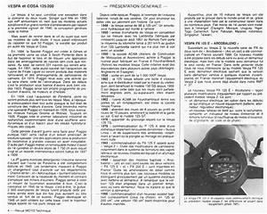 La Revue Technique : revue technique vespa px cosa ~ Medecine-chirurgie-esthetiques.com Avis de Voitures