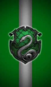 Slytherin Crest Phone Wallpaper Logo - Live Wallpaper HD ...