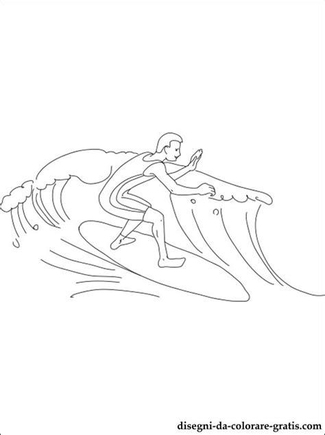 disegno  surf da stampare disegni da colorare gratis