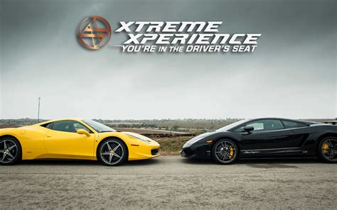 Chevrolet corvette vs lamborghini aventador. Ferrari Vs. Lamborghini Wallpaper - Xtreme Xperience