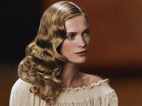 50er jahre frisur lange haare 50 jahre frisuren