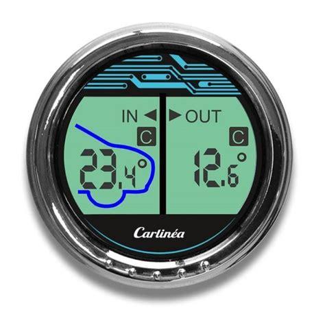 thermometre exterieur voiture thermometre auto achat vente pas cher