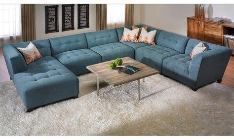 blue tufted sectional sofa u shape blue suede tufted sectional sofa with right chaise