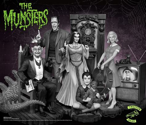 New Photos and Details for Tweeterhead Grandpa Munster