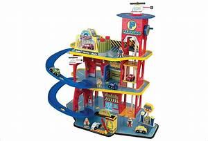 Garage Pour Voiture : garage bois pour petites voitures jouet vilac sur apesanteur ~ Voncanada.com Idées de Décoration