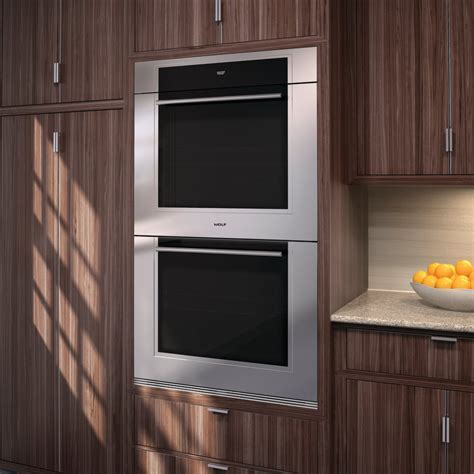 Wolf DO30TMSTH 30 Inch Double Electric Wall Oven with 5.1