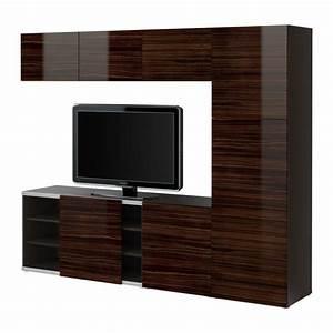 Meubles Besta Ikea : meuble tv d angle conforama ~ Nature-et-papiers.com Idées de Décoration