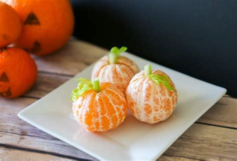 pumpkin meals 5 easy and healthy halloween snacks for kids la jolla mom