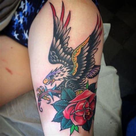 eagle tattoos design idea  men  women tattoos art ideas