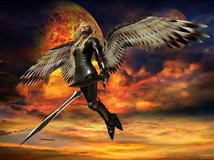 Angel Warrior Full HD Wallpaper and Background | 1920x1440 ...