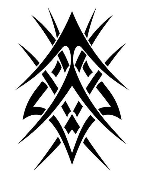 stunning simple tribal tattoos  tribal