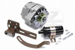 Alternator Kit For Farmall H - Engine Related Parts - Farmall Parts