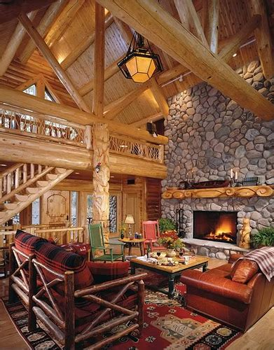 cozy home interiors cozy wooden homes log cabins cabin and logs