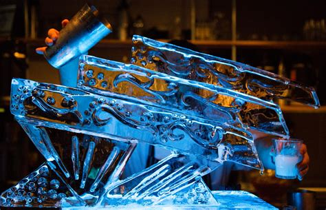 Ice luge drinks are back: Here's where to try the trend ...