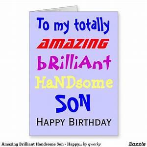 17 Best Ideas About Happy Birthday Son On Pinterest Happy ...