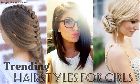list  trending hairstyles  girls   pakistan