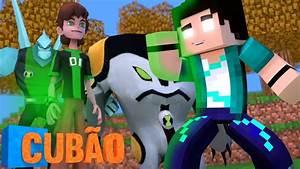 Minecraft: CUBÃO DE BEN10 !! - Lucky Block PVP - YouTube