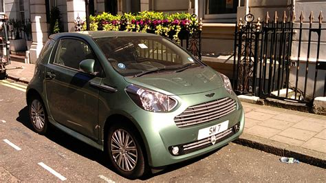 The Aston Martin Cygnet Is Dead And Now We Want One