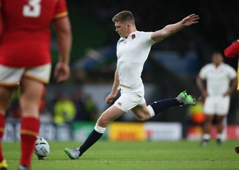 All Bought Owen Farrell Says England Backed