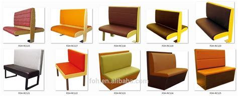 unique tables modern fast food restaurant furniture booth seating and