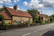 Lincolnshire Cam: Appleby Village, North Lincolnshire.