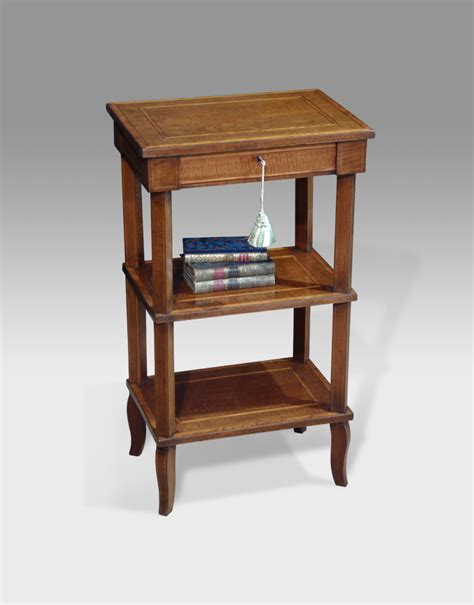 Etagere Table by Antique 233 Tag 232 Re What Not Tripod Tables Antique