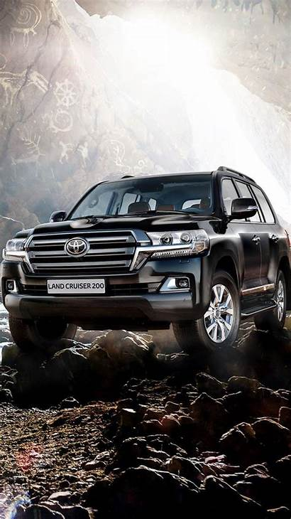 Cruiser Land Toyota Wallpapers Iphone Vehicles Mobile
