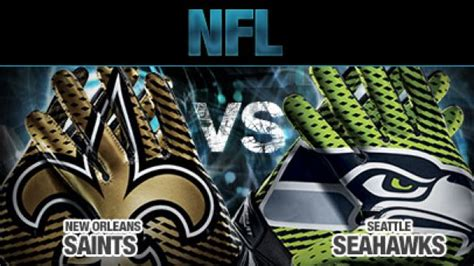 seattle seahawks   orleans saints playoffs nfl assim
