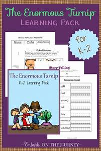 Free The Enormous Turnip Learning Pack