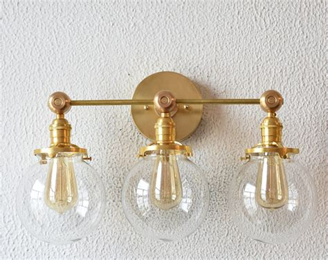 gold vanity light fixtures new bathroom awesome perfect gold vanity light brass