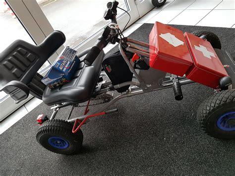kettcar mit motor kettcar mit motor licht tour bikemarkt mtb news de