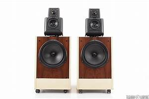 Kef Reference Series 105 Ii Floor Standing Speakers