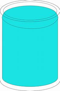 Gallery For > Glass of Water Clipart