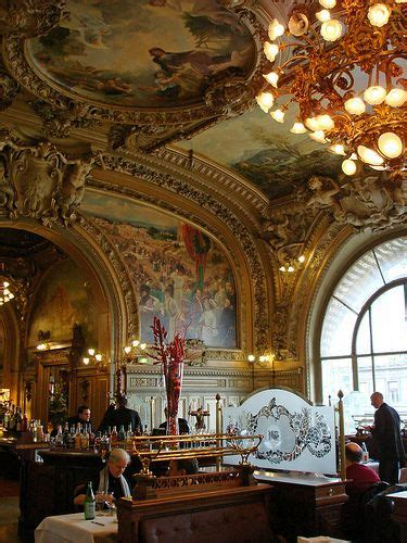 restaurant le bureau lyon le bleu gare de lyon this has to be one of
