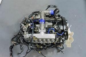 Clean Jdm Nissan Skyline R34 Neo Rb25det Engine  Harness