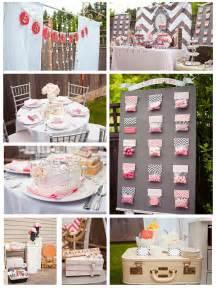 wedding shower themes designer vintage bridal shower decor