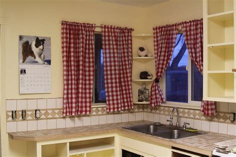 kitchen curtains design ideas some kitchen window ideas for your home