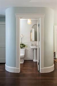 powder rooms small bath ideas traditional powder With kitchen cabinet trends 2018 combined with personalized memorial candle holder