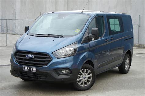 Ford Transit Custom 2018 Review