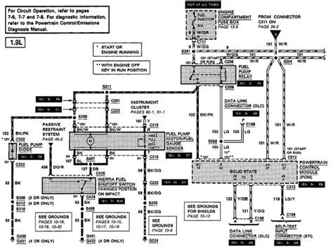 Wiring Diagram For 1993 Ford F 350 by 1994 Ford Wiring Diagram Gooddy Wiring Forums